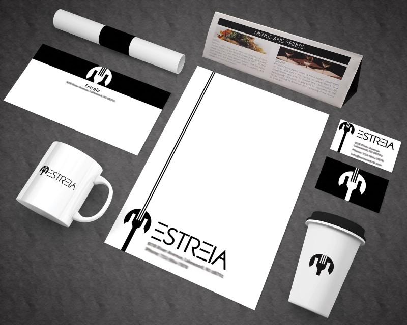 estreia graphic designer